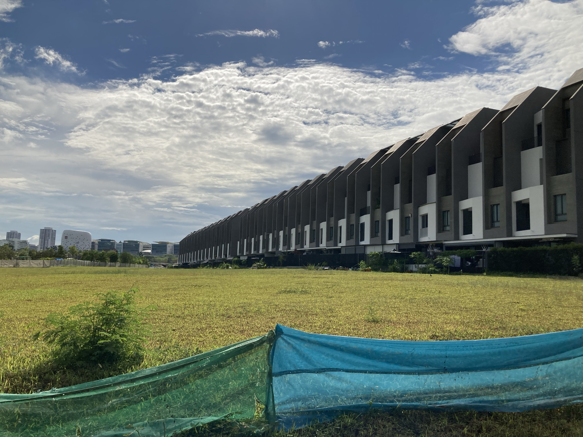 Belgravia Ace freehold landed houses at Belgravia Drive at Seletar by Tong Eng Group